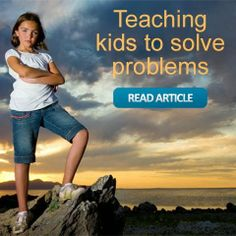 Teaching Kids to Solve Problems