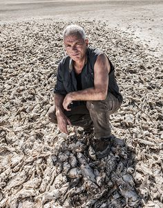 jeremy wade poster | Jeremy Wade, River Monsters - Graphis