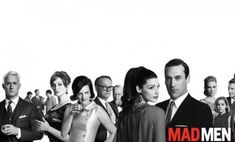 Mad Men: 5 razones para no perdérsela ~ #DeSeries ~ Infobae.com