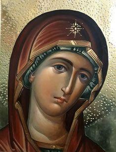 Religious Icons, Religious Art, Madonna, Special Prayers, Byzantine Icons, Catholic Art, Orthodox Icons, Blessed Mother, Christian Art