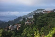 7am in Dulal Village, Nepal. Volunteering on my gap year with Antipodeans Abroad. www.antipodeans.com.au