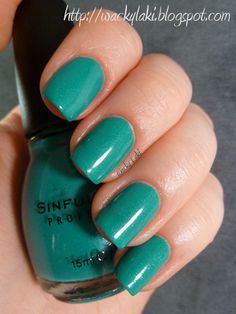 Sinful Colors - Rise and Shine