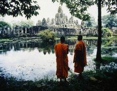 Angkor Wat Temple, Cambodia.  http://exploretraveler.com