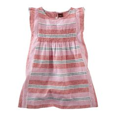 Jardin Stripe Dress