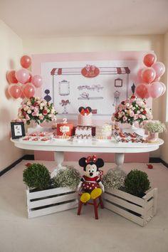 Festa da Loja de Laços da Minnie - Produção: Minha Filha Vai Casar | Foto: Charlotte Valade