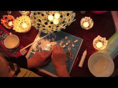 Quilling Lamps - YouTube