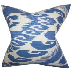 Fernande 22-inch Down Feather Throw Pillow