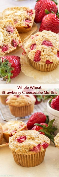 Whole Wheat Strawber