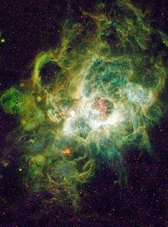 The Triangulum Emission Nebula - NGC 604