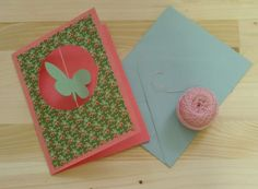 How to Make Twirly Butterfly Cards for Spring