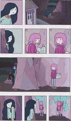 Bubbline Comic - Heart - Part (2 of 8)