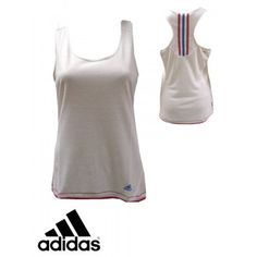 Adidas  Womens Performance Climalite Vest Top Adidas Women, Basic Tank Top, Vest, Range, Tank Tops, Lady, Clothes, Shoes, Fashion
