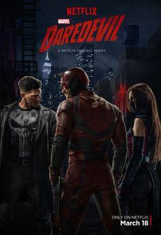 Nouvelle vidéo où @WildGunslinger et @msialelli parlent de la saison 2 de #Daredevil