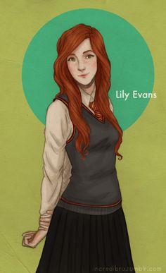 Lily by incredibru.deviantart.com on @DeviantArt