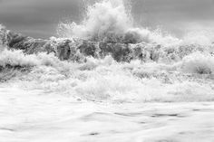 Hurricane Liv  Black and white photograph made with archival pigments on fine art rag paper with matte finish.