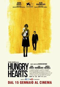 Muito além dos livros e filmes!: Filme - Corações famintos (2014)
