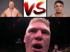 Brock Lesnar vs Frank Mir UFC Rematch Full Fight Of The Evening 2016