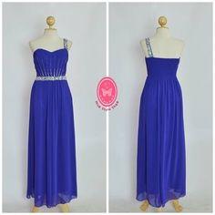 ชุดราตรียาว Evening dress http://www.hisostyleshop.com