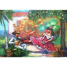 ☀Los Jibaros De Puerto Rico ☀