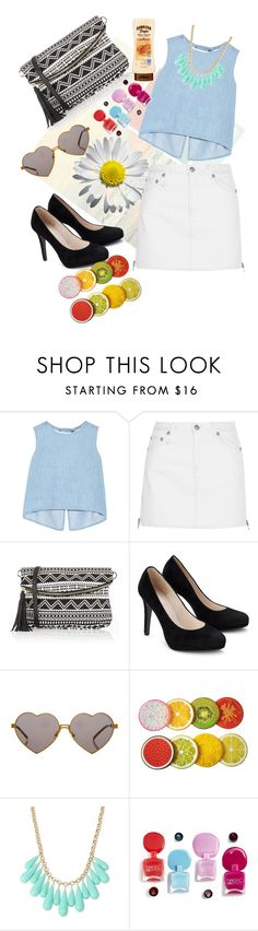 """""""UNTITLED"""" by nadyanataliaa on Polyvore featuring Steve J & Yoni P, R13, Oasis, Wildfox and INC International Concepts"""