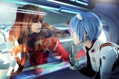 Find images and videos about cosplay and evangelion on We Heart It - the app to get lost in what you love. Amazing Cosplay, Best Cosplay, Watch Manga, Good Anime Series, Real Anime, Rei Ayanami, Neon Genesis Evangelion, Comic Book Characters, Halloween Cosplay