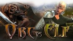 """Wir alle kennen zumindest die Filme """"Der Herr der Ringe"""" und so ist der RTG Slot """"Orc VS Elf"""" sicher keine ganz aus der Luft gegriffene Nummer. Jüngst wurden wir dann auch noch mit der sehr zähen Trilogie """"Der Hobbit"""" überschwemmt und all die Stories rund um Orks, Elfen, Zwerge und Konsorten ist RTG einen spannenden Slot wert. Mögen die Vorlagen von J.R.R. Tolkien nicht jeden begeistern – beim Thema Casino Spiele eignen sich die Geschichten und Rivalitäten ..."""