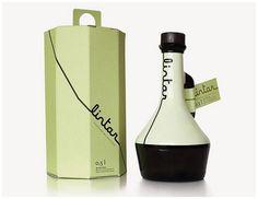 Diseño impresionante :: Lintar diseño del envase de aceite de oliva