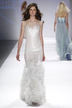 Tadashi Shoji RTW Spring 2014 #NYFW #fashion #style