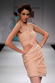 """Wills Lifestyle India Fashion Week SS 2010"" Day 3 by Nimirta Lalwani #Fashion #WillsLifestyle"