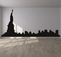 Cool A New York Subway Sign Turned Wall Decal Great For A New