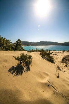 • Παραλία Σίμος, Ελαφόνησος, Λακωνία, Πελοπόννησος, Ελλάδα  • Simos beach, Elafonisos, Lakonia, Peloponnese, Hellas ( Greece )