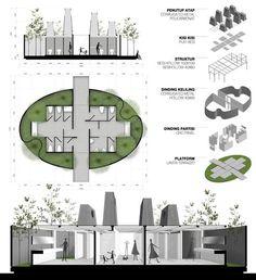 20 Ideas Bathroom Design Public Ideas For 2019 - Modern Washroom Design, Toilet Design, Public Architecture, Architecture Design, Toilet Plan, Toilet Ideas, Wc Public, Ideas Baños, Apartment Color Schemes