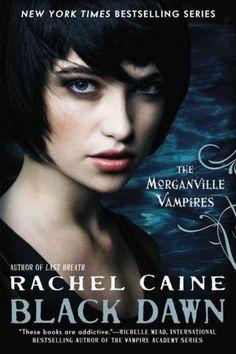 Black Dawn: The Morganville Vampires