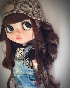#blythe #blythedoll #blythecustom #doll #customblythe