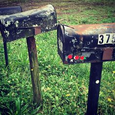 Don't get fooled by these mailboxes.  Beauty of a #remodel coming up just behind…