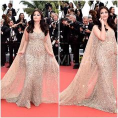 Yay or Nay : Aishwarya Rai Bachchan in Ali Younes Couture | PINKVILLA