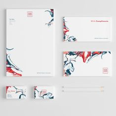 Business Stationery Suite Pack With Marble Design Etsy - Full Business Stationery Suite Starter Pack Features An Elegant Handmade Design Using Marble Patterns Applied To A Suite Of Professional Stationery With A Contemporary Edge Everything Needed For Logo Design, Layout Design, Web Design, Brand Identity Design, Design Cars, Modern Design, Brand Design, Brochure Design, Corporate Design