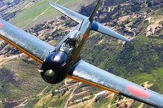 ■ 僕らの知っている零戦とは52型の【中島第5357号】なのだ!傑作機の誉れの高い、旧帝国海軍の三菱・零式艦上戦闘機、いわゆる零戦(ゼロ戦)にはいくつかのバリエーションがあることをご存じの方は多いと思