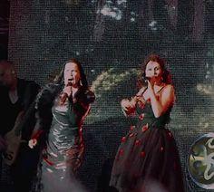 Tarja & Sharon