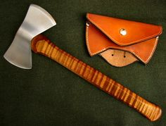 Lee Reeves Double Bit Axe, one beautiful ax