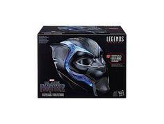 Marvel  Marvel Legends Series Black Panther Electronic Helmet  Black for $59.99 at Bestbuy Black Panthers, Nintendo Switch, Series Black, Marvel Legends Series, Deadpool, Cool Things To Buy, Darth Vader, Ab Sofort, Superhero