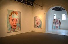 Richard James: New Paintings: 20 July - 01 September 2013