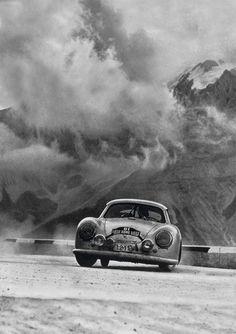 '52 Porsche 356