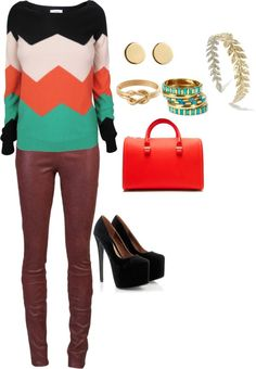 """""""casual glam"""" by zippy7flaca on Polyvore"""