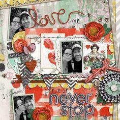 Love Me... - Scrapbook.com