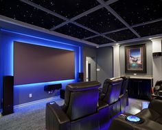 Wish Mine was Bigger HOME MOVIE THEATRES Pinterest Cinema