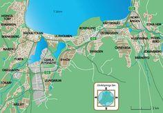 Jonkoping map