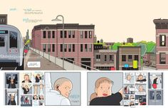 "8 | Chris Ware Brilliantly Bundles ""Building Stories"" As Graphic Novel Boxed Set 
