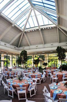 The Atrium at Meadowlark Botanical Gardens - Washington, D.C./VA