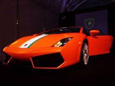 Car Information The Lamborghini Gallardo special edition in India